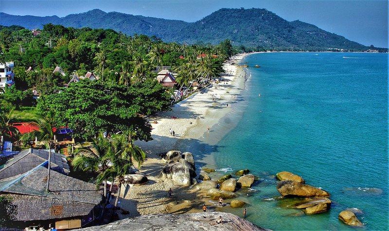 plage de Koh Samui