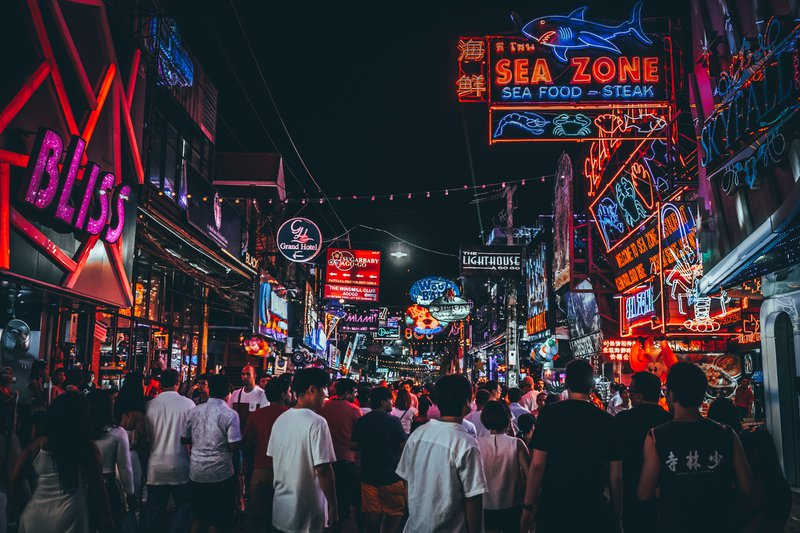 Street shops