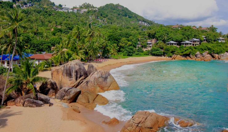 Samui dans le top 15 des meilleures îles du monde pour les retraités