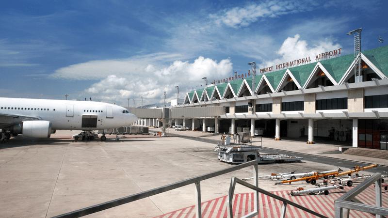 Aéroport de Phuket